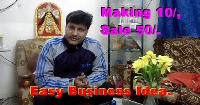 Easy Business to Start from Home. Unique Business Idea.Big Business Idea. 4