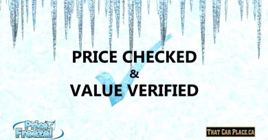 Easy Car Credit with $1000 Cash Back - January Price Freeze Event 3