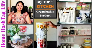 Top 7 Kitchen Organization Products and Storage Ideas! Home HashTag Life 4