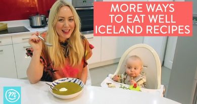 More Ways To Eat Well Recipe Ideas | Iceland & Channel Mum | Ad 2
