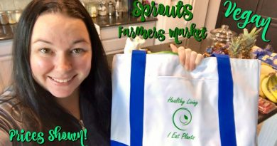 Vegan Grocery Haul! | Sprouts Farmers Market | Prices Shown! | January 2018 4