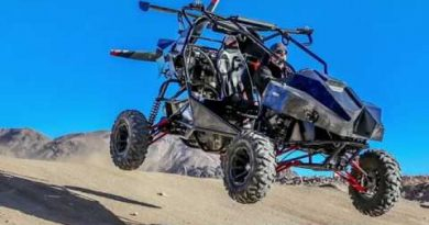 8 Extreme Vehicles You Never Knew Existed 2