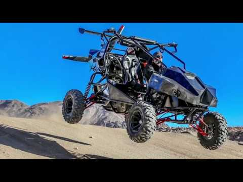 8 Extreme Vehicles You Never Knew Existed 1