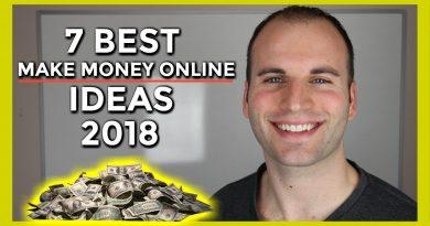 7 BEST MAKE MONEY ONLINE IDEAS 2018 3