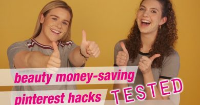Money-saving Pinterest Hacks TESTED | Beauty Hacks 4