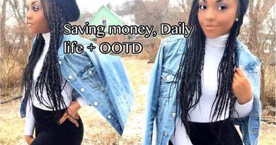 Saving Money, Daily Life + OOTD 3