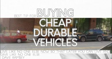 Best Tips For Buying Cheap And Durable Used Vehicles 3