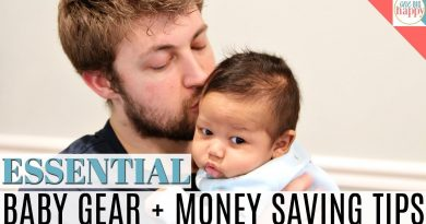 Baby Must Haves + How to Save Money on Baby Items 3
