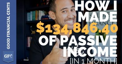 How I Made $134,846.40 of Passive Income in 1 Month [Myths Debunked] 4