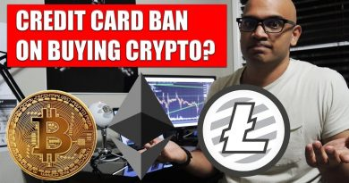 Credit Card Ban On Buying Cryptocurrency & Bitcoin! 4