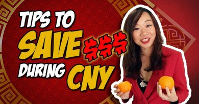 Tips To Save Money During CNY 3