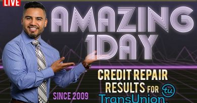 How to get 24hr Credit Repair Results for Transunion LIVE Video #gizzycredit 3