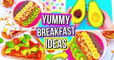 DIY EASY SCHOOL BREAKFAST IDEAS! Yummy Breakfast Ideas For BACK TO SCHOOL! 4
