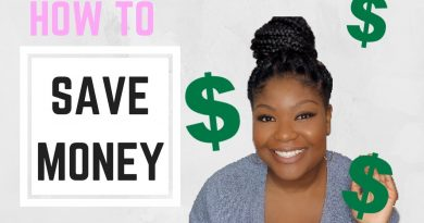 How to Save Money - 5 Money Saving Tips  | Allthingstonia 2