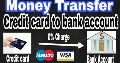 Transfer money from credit card to bank account free in india 2