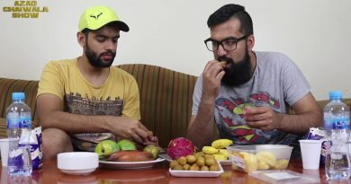 Trying 9 New Fruits + Reactions with Habibi Gaurav | Azad Chaiwala Show 3