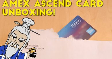 NEW! Amex Hilton Ascend Card UNBOXING! 4