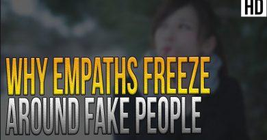 Why Empaths Freeze Around Fake People 4