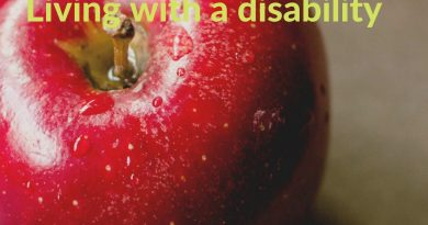 An Apple A Day-living with Diabetes - Saving money on a fixed income 4