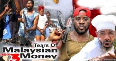 TEARS OF MALAYSIAN MONEY 3 -  2017 Latest Nigerian Movies African Nollywood Movies 2