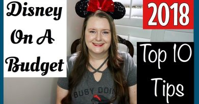 Save Money at Disney World | Disney on a Budget!  Top 10 Tips 3