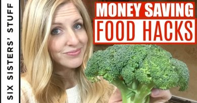17 Ways to Make your Food Last Longer and SAVE MONEY! 3