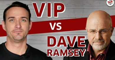 VIP vs DAVE RAMSEY (Becoming Debt Free, w/ Perfect Credit, Increased Cash Flow & Financial Freedom) 4