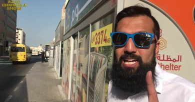 Dubai Bus Shelter - Clever Money Making Idea | Azad Chaiwala Show 3