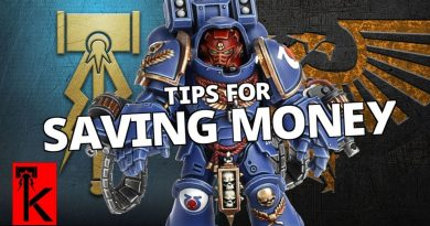TOP 5 WAYS TO SAVE MONEY WITH WARHAMMER 40K / AGE OF SIGMAR 3