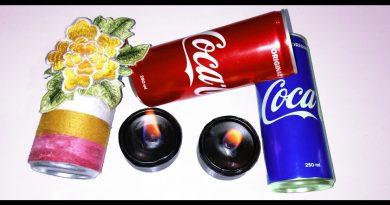 3 money saving Coca Cola CAN uses you should know || Coca Cola life hacks 2018 4