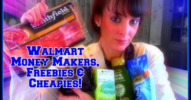 Walmart Freebies, Money Makers and Cheapies! Saving Star & Ibotta BLOW OUT! 2