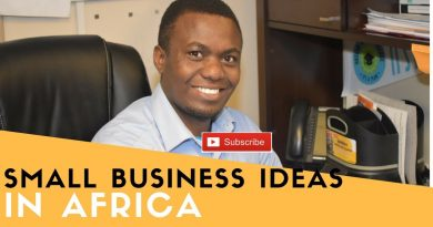 Small Business Ideas in Africa - Multimillionaire Business Ideas 3