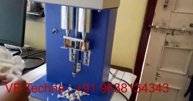 Cotton Wick (Diya Batti) Making Machine 09638134343 4