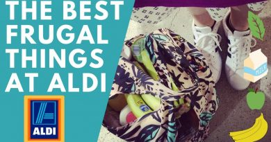 The BEST THINGS at ALDI - Top 10 Frugal Foods - SHOP WITH ME 4