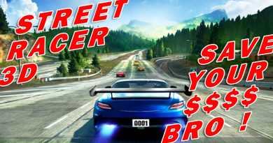 Remedy - Save MONEY in Street Racer 3D for Android! Quick tip 2