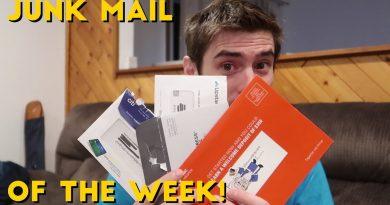 Credit Card Junk Mail of the Week! (Citi, HSBC, Amex Loans, Upstart) 2