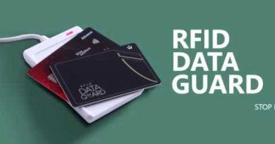 Wanderskye RFID Debit and Credit Card Protector 2