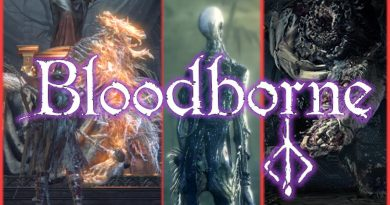 Bloodborne - Corporate Life featuring the best cubicle money can buy!! - Cactusss Stream 4
