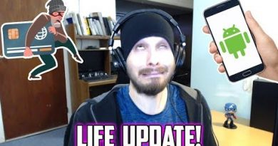 Life Update #2 ( Stolen credit card, Making an Android game, Book update) 2
