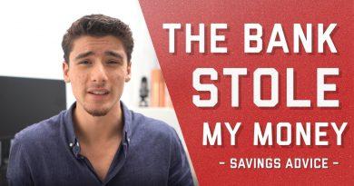 The Bank STOLE My Money (Savings Advice) 4