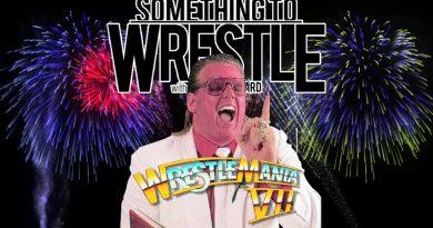 Bruce Prichard Shoots on original WrestleMania VII Plans 4