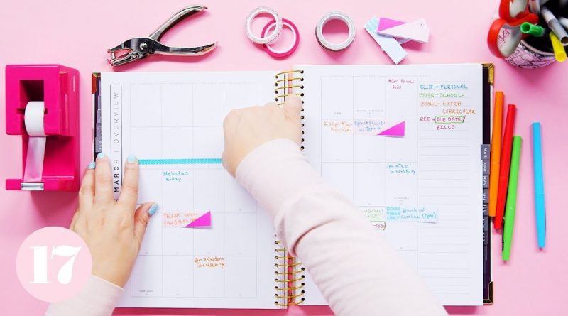 9 Planner Hacks and Tricks You Need to Try | Plan with Me 1