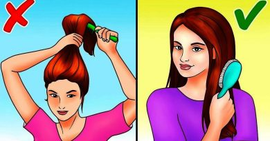 23 LIFE-SAVING HACKS AND TIPS FOR YOUR HAIR 2