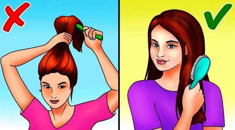 23 LIFE-SAVING HACKS AND TIPS FOR YOUR HAIR 1