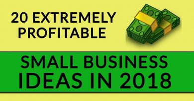 20 Extremely Profitable Small Business Ideas in 2018 3