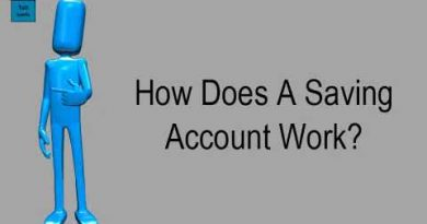 How Does A Saving Account Work? 2