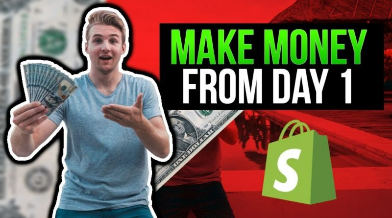 How Beginners Can MAKE MONEY Dropshipping From DAY 1 1