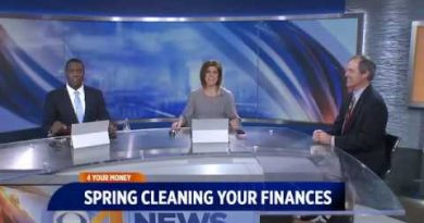 Spring is a great time to clean up your financial house 4