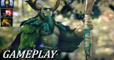 MY OLD FRIEND FURION | Nature's Prophet Ranked Gameplay Divine Dota 2 2