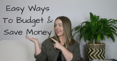 Easy Ways To Budget and Save Money 2